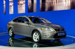 Ford Mondeo - estreia mundial Foto de Stock Royalty Free