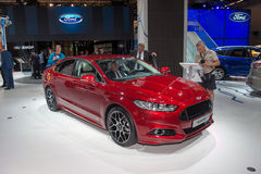 Ford Mondeo Royalty Free Stock Images