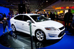 Ford Mondeo at Moscow International exhibition Stock Photography