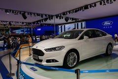 Ford Mondeo på 2014 CDMS Arkivfoton