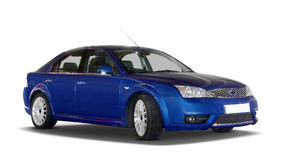 Ford Mondeo ST220 sports car Royalty Free Stock Photo