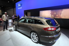 Ford Mondeo Vignale at the AMI. Leipzig, Germany Royalty Free Stock Photos