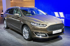 Ford Mondeo Vignale Royalty Free Stock Images