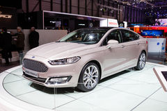 Ford Mondeo Vignale Stock Image