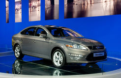 Ford Mondeo - wereldpremière Royalty-vrije Stock Foto