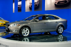 Ford Mondeo - world premiere Stock Photos