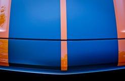 Ford Mustang敞篷 库存照片