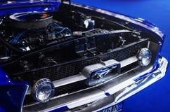 Ford Mustang经典之作汽车 免版税库存图片