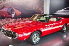 Ford Mustang谢尔比GT350 1969年 免版税库存图片