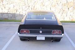 Ford Mustang马赫我尾灯 库存图片