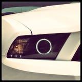 Ford Mustang 2011年目光敏锐 图库摄影
