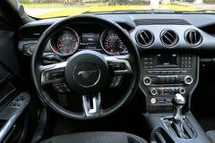 Ford Mustang Arkivbild