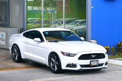 Ford mustang Zdjęcie Stock