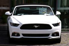 Ford Mustang Images stock