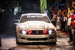 Ford Mustang photographie stock libre de droits