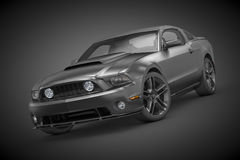Ford Mustang (2010) Stock Photography
