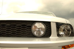 Ford-Mustang Lizenzfreies Stockbild