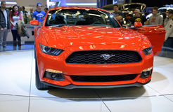 Ford Mustang Photo stock