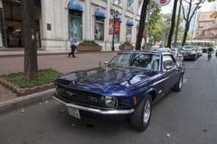 Ford Mustang 免版税图库摄影