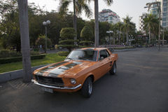 Ford Mustang 库存图片