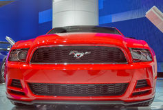 2012 Ford Mustang Stock Foto