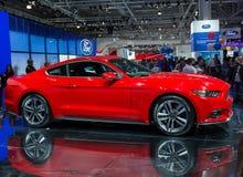 Ford Mustang Imagen de archivo libre de regalías