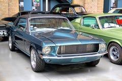 Ford Mustang foto de stock