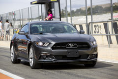 Ford mustang 2015 Fotografia Stock