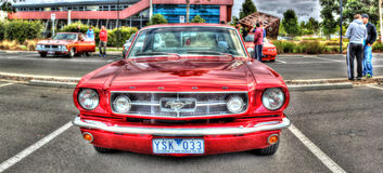 Ford Mustang Arkivfoto