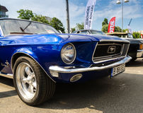 Ford Mustang 1967 Royalty-vrije Stock Foto