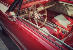 Ford Mustang Imagens de Stock