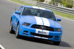 Ford mustang 2013 Obraz Stock