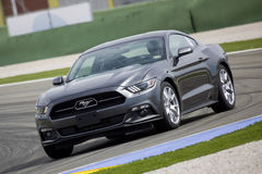 Ford Mustang 2015 Stock Foto's