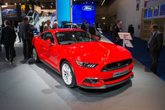 Ford Mustang Stock Foto