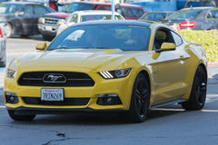 Ford mustang 5 Obrazy Royalty Free