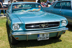 Ford Mustang Royalty-vrije Stock Foto's