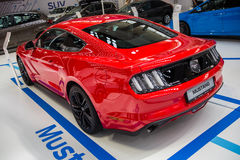 Ford Mustang Royalty-vrije Stock Afbeelding