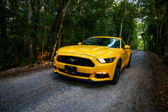 Ford mustang Fotografia Royalty Free