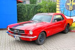 Ford Mustang Stock Image