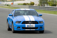 Ford Mustang 2013 Royalty Free Stock Photography
