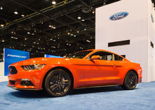 2015 Ford Mustang Royalty Free Stock Photography