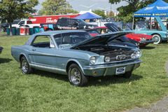 Ford mustang coupe Stock Photo
