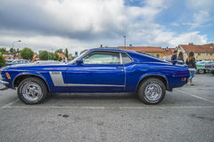 1970 ford mustang coupe Royalty Free Stock Photos