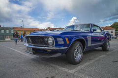 1970 ford mustang coupe Royalty Free Stock Images