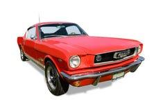 1966年Ford Mustang Fastback 库存照片