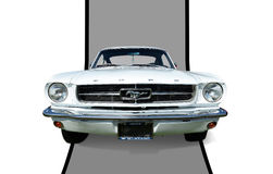 1965 Ford Mustang Fastback. A classic American Vintage 1965 Ford Mustang royalty free stock photos