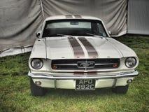 Ford Mustang - festival de Goodwood da velocidade e do renascimento imagens de stock