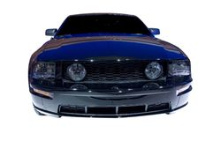 Ford Mustang Front End Royalty Free Stock Photography