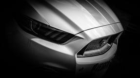 Ford Mustang-Frontgrill stockfotografie