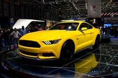Ford Mustang Geneva 2014 Images libres de droits